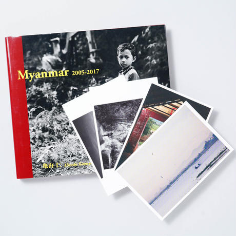 [サイン入/Signed] Myanmar 2005-2007 / 亀山仁 ( Jin Kameyama)