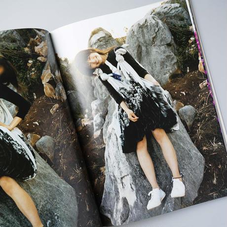 AOI MIYAZAKI 20TH ANNIVERSARY「光」  / 写真:Magnus Unmar(マグナス・ウナー)モデル:宮崎あおい