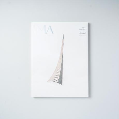 IMA 2015 Summer  Vol.12 ドキュメンタリーの新境地