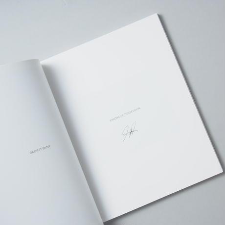 [サイン入/ Signed] Errors of Possession / Garrett Grove(ギャレット・グローブ)