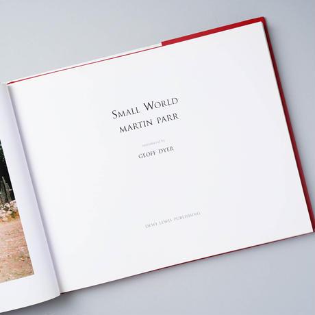 SMALL WORLD / Martin Parr (マーティン・パー)