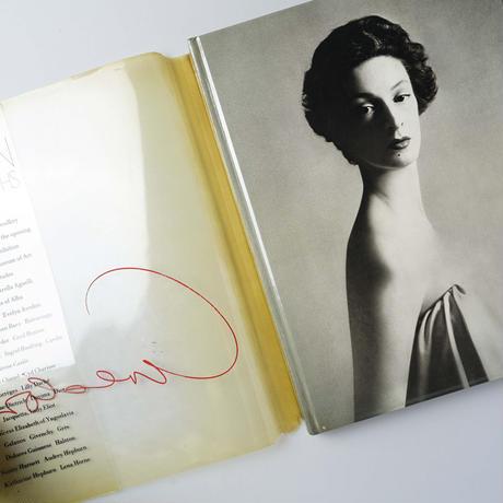 [サイン入 / Signed] Avedon 1947-1977 / Richard Avedon(リチャード・アヴェドン)