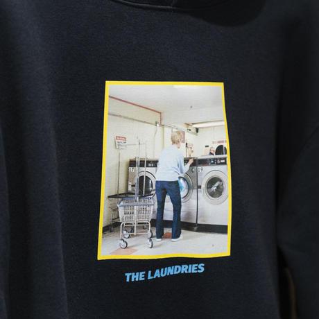 「THE LAUNDRIES」プルオーバー パーカー / 濱田紘輔(Kosuke Hamada)