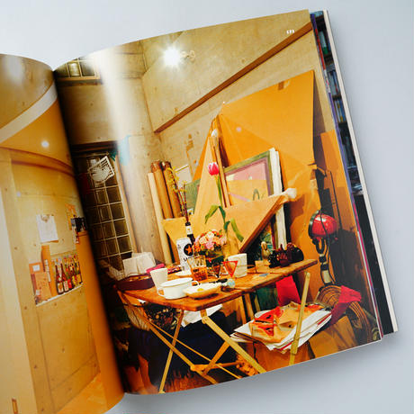 CREATIVE SPACE : THE URBAN HOMES OF ARTISTS AND CREATIVES