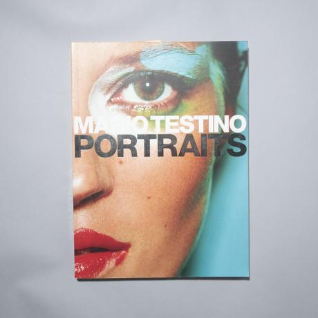 [サイン入り/Signed] PORTRAITS / MARIO TESTINO  (マリオ・テスティノ)