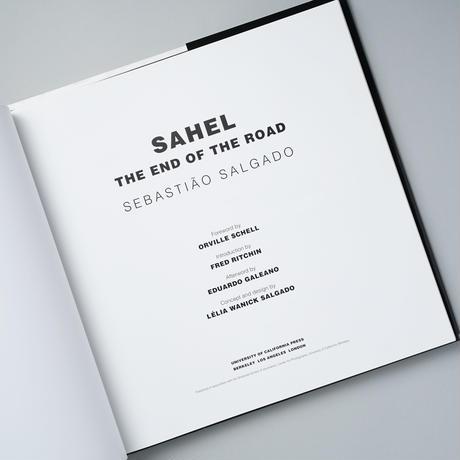 SAHEL  The End of the Road / Sebastiao Salgado(セバスチャン・サルガド)