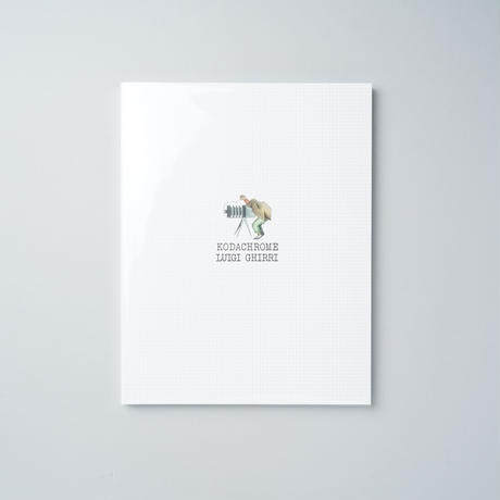 [新刊/NEW] KODACHROME / Luigi Ghirri(ルイジ・ギッリ)