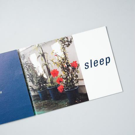 sleep / ホンマタカシ (Takashi Homma)
