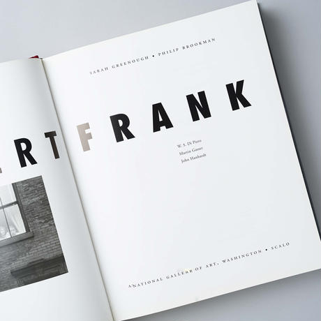 Moving on / Robert Frank(ロバート・フランク)