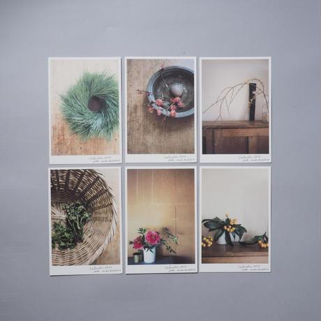 [新刊] Post card 2020 / 椿野恵里子(Eriko Tsubakino)