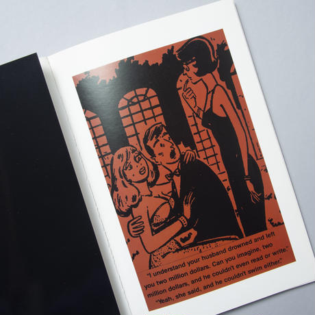 Jokes Ganga Hoods / Richard Prince ( リチャード・プリンス )