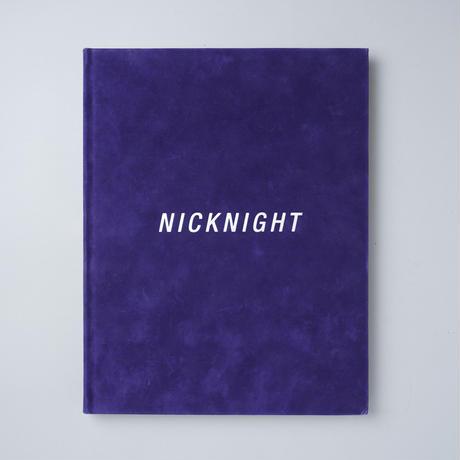 NICKNIGHT / Nick knight (ニック・ナイト)