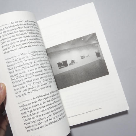 The Conversation Series: Vol. 6 / Hans Ulrich Obrist & Wolfgang Tillmans