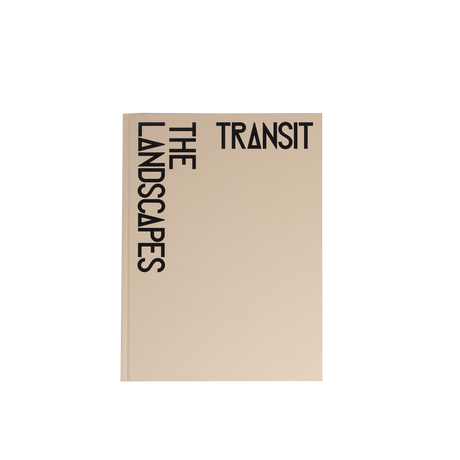 [新刊] 特装版『TRANSIT THE PORTRAITS & LANDSCAPES』