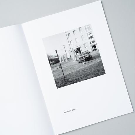 [サイン入 / SIGNED] LALENDORF UND KLABER / Gerry Johansson(ゲリー・ヨハンソン)