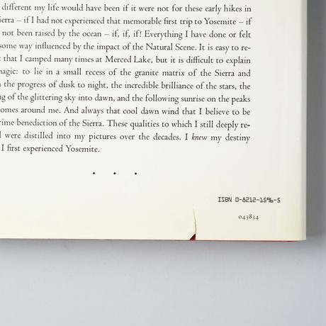 Ansel Adams An Autobiography / Ansel Adams(アンセル・アダムス)
