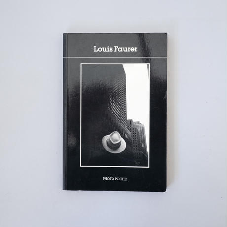PHOTO POCHE No. 51 Louis Faurer / Louis Faurer (ルイス・フォア)