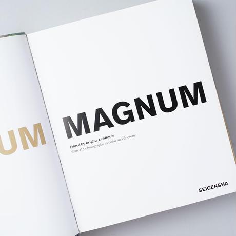 MAGNUM MAGNUM コンパクトバージョン / Robert Capa (ロバート・キャパ)、Henri Cartie Bresson(アンリ・カルティエ=ブレッソン)ほか