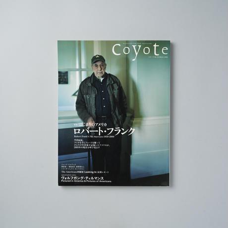 coyote コヨーテ No.35 March 2009 特集:はじまりのアメリカ ロバート・フランク