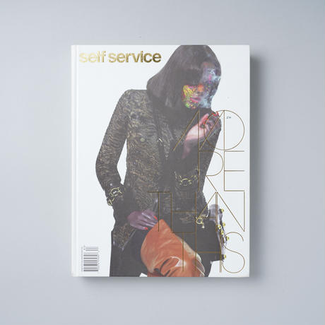 self service No.29 Fall Winter 2008 / Inez Van Lamsweerde & Vinoodh Matadi ほか