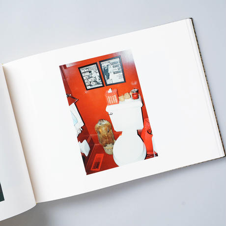 [新刊/New] William Eggleston 414 / Harmony Korine (ハーモニー・コリン)、Juergen  Teller (ユルゲン・テラー)
