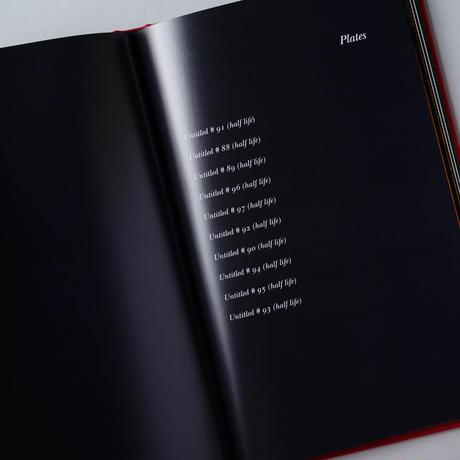 half life / Anna Gaskell(アンナ・ギャスケル)