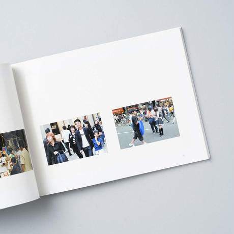 Masafumi Uchino photo works 1996-2006 / 内野雅文(Masafimi Uchino)