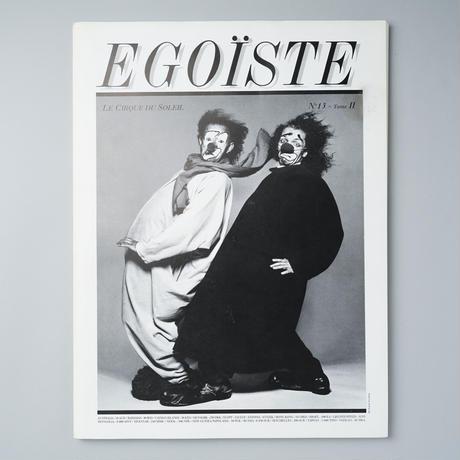 EGOISTE no.13 Tome 2 / Richard Avedon(リチャード・アヴェドン)、Bettina Rheims(ベッティナ・ランス)ほか