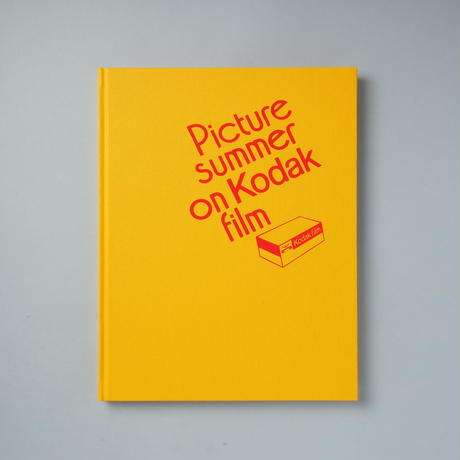 [新刊] PICTURE SUMMER ON KODAK FILM by Jason Fulford