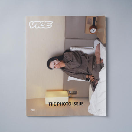 VICE MAGAZINE THE PHOTO ISSUE