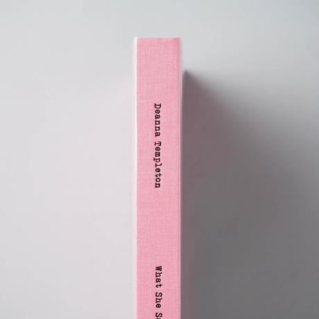 [新刊] WHAT SHE SAID / Deanna Templeton(ディアナ・テンプルトン)
