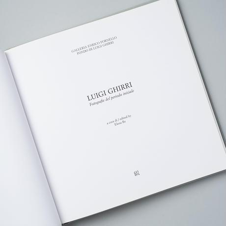 Fotografie Del Periodo Iniziale  / Luigi Ghirri(ルイジ・ギッリ)