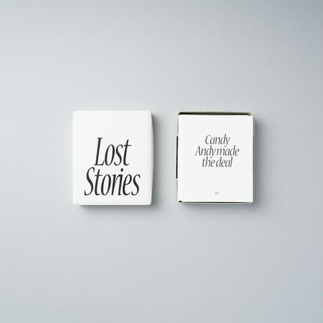 LOST STORIES / Peter Strehle(ピーター・ストレール)
