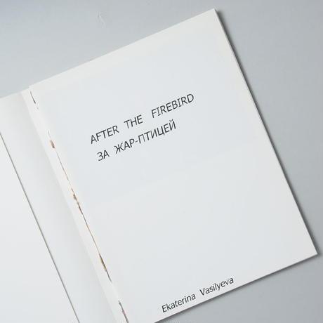 After the Firebird  / Ekaterina Vasilyeva(エカテリーナ・ヴァシリエワ)