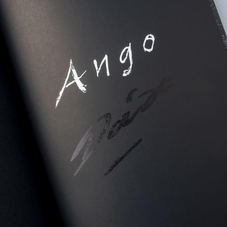 [NEW]  Ango(English Ed)/  text:坂口安吾(Ango Sakaguchi) photo:森山大道(Daido Moriyama)