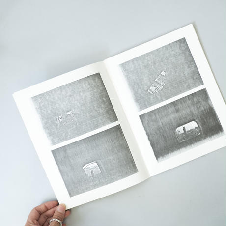 photographic incident between the books 07  / 山崎博(Hiroshi Yamazaki)