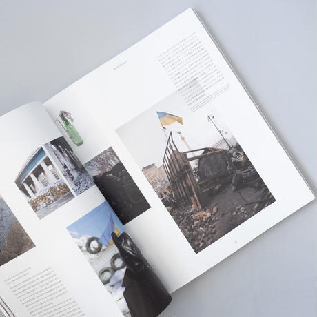 "[新刊]  Studio Journal Knock issue 6  ""New East"""
