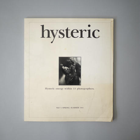 hysteric no.1 Spring Summer 1991