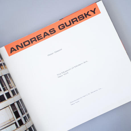 ANDREAS GURSKY / Andreas Gursky (アンドレ・グルスキー)