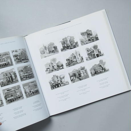 Typologies of Industrial Buildings / Bernd and Hilla Becher(ベルント&ヒラ・ベッヒャー)