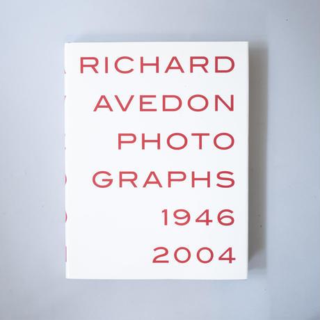 RICHARD AVEDON PHOTOGRAPHYS 1946 2004 / Richard Avedon(リチャード・アヴェドン)