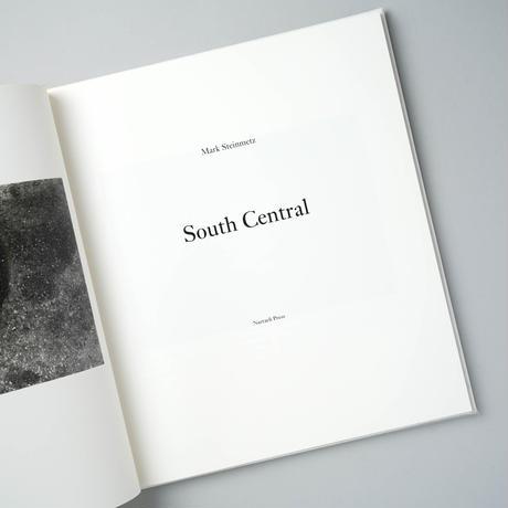 [新刊/NEW] SOUTH CENTRAL/ Mark Steinmetz(マーク・シュタインメッツ)