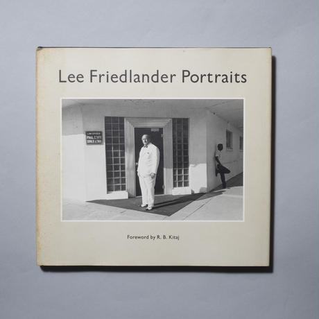 Lee Friedlander Portraits / Lee Friedlander(リー・フリードランダー)