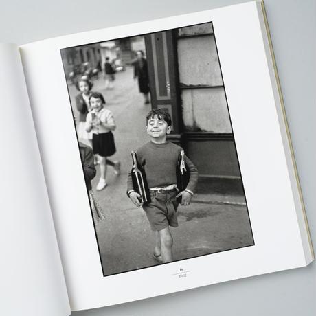 Henri Cartier-Bresson a propos de paris / Henri Cartier-Bresson(アンリ・カルティエ・ブレッソン)