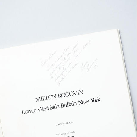 Lower West Side,Buffalo,New York / Milton Rogovin(ミルトン・ロガバン)