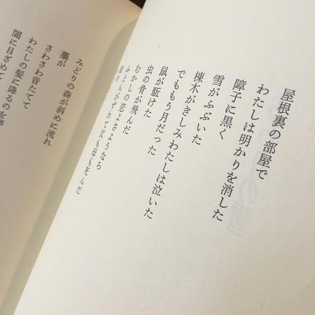 『北村太郎詩集 おわりの雪』 北村太郎