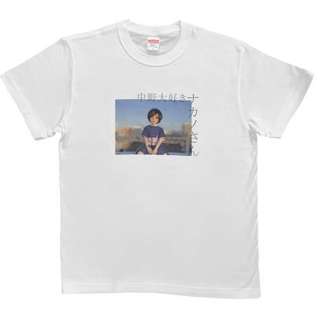 ナカノさん Tシャツ