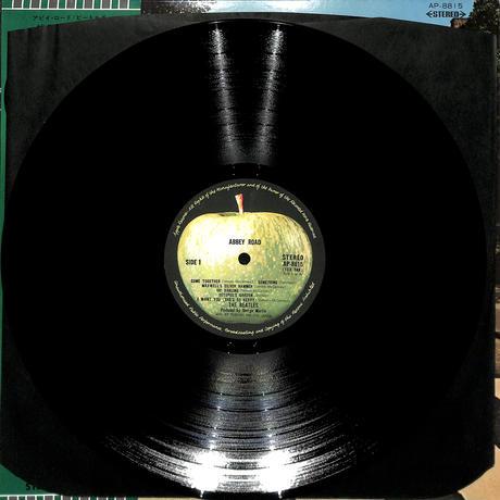 ビートルズ / アビイ・ロード(LPレコード)