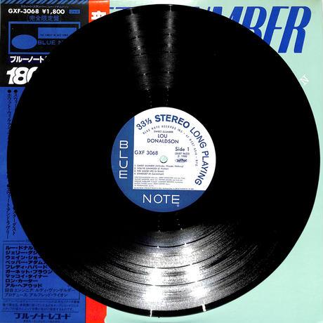 ルー・ドナルドソン / スウィート・スランバー(LPレコード)