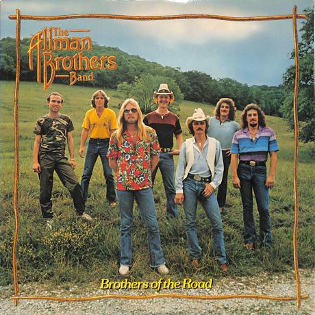 オールマンブラザーズバンド / BROTHERS OF THE ROAD(LPレコード)